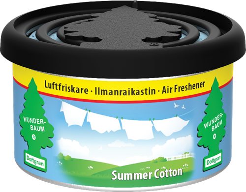WUNDER-BAUM Fiber Can - Summer Cotton