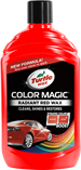 Turtle Wax Color Magic Röd 500ml