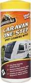 Armor All Caravan One-Step Spot Cleaning Wipes