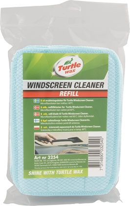 Turtle Wax Window Cleaner Refill 5-pack