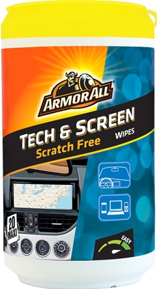 Armor All Tech & Screen Wipes