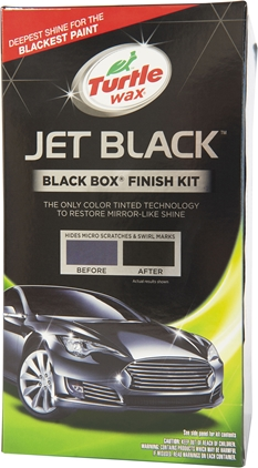 Turtle Wax Color Magic Jet Black Box