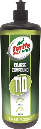 Turtle Wax Pro T10 Grovt Polérmedel 250ml