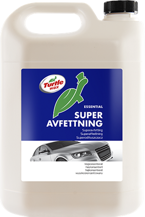 Turtle Wax Superavfettning 5L