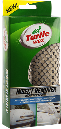 Turtle Wax Insect Remover Microfiber Sponge