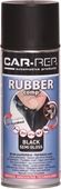 Car-Rep RubberComp Svart Halvblank 400ml