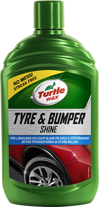 Turtle Wax Tyre & Bumper Shine 500ml