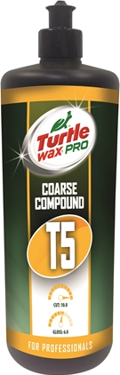 Turtle Wax Pro T5 Extra Grovt Polérmedel 250ml
