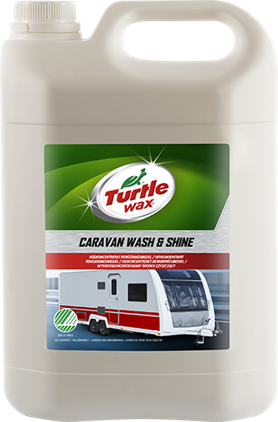 Turtle Wax Caravan Wash & Shine 5L