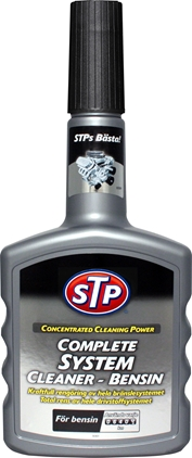 STP Complete System Cleaner Bensin 400ml