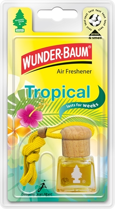 WUNDER-BAUM Flaska Tropical