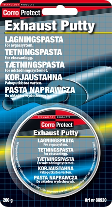 CorroProtect Exhaust Putty 200g
