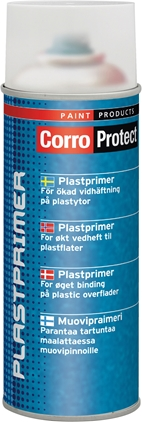 CorroProtect Plastprimer spray 400ml